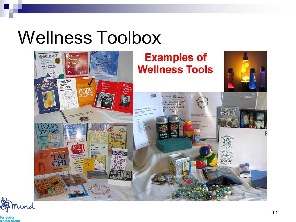 11 Wellness Toolbox