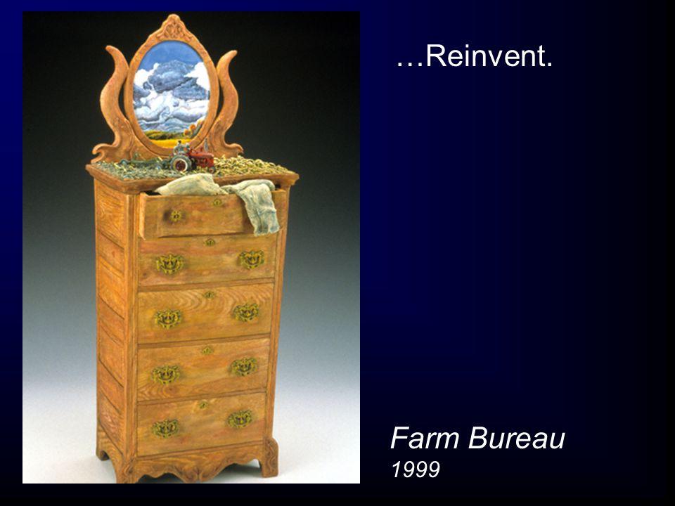Farm Bureau 1999 …Reinvent.