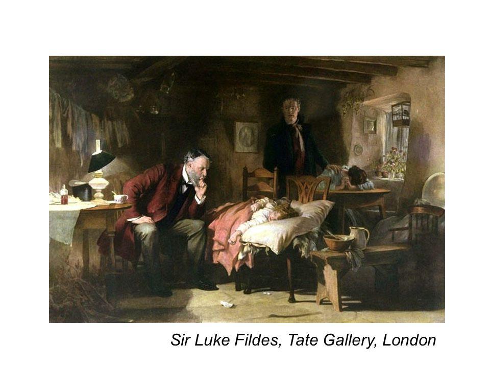Sir Luke Fildes, Tate Gallery, London