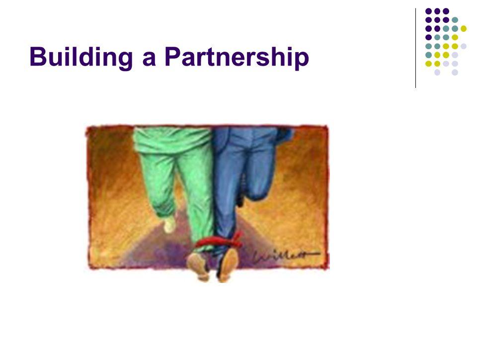 Building a Partnership