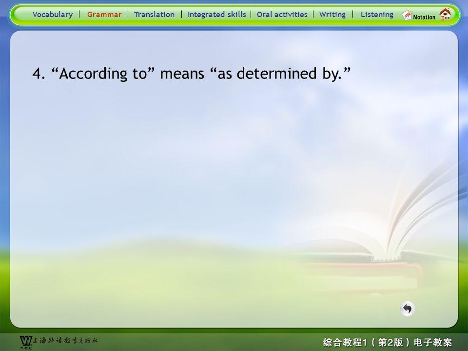 Consolidation Activities- Grammar2.3 3.
