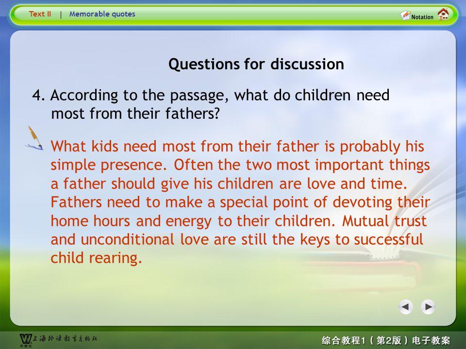 Questions for discussion Questions for discussion3 3.