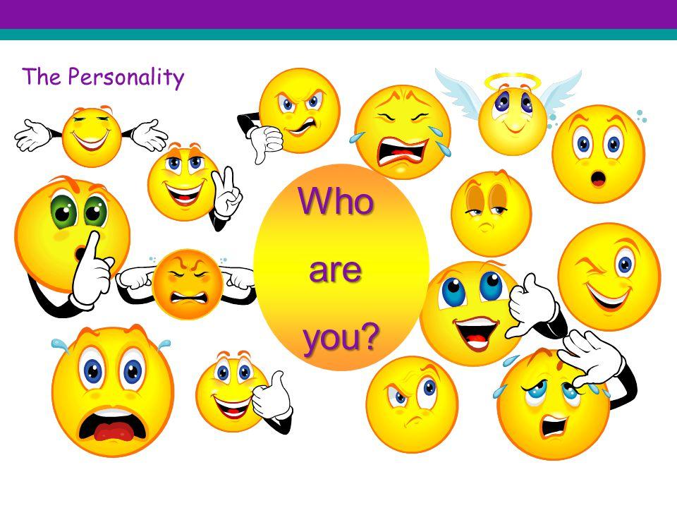 The Personality Whoareyou?