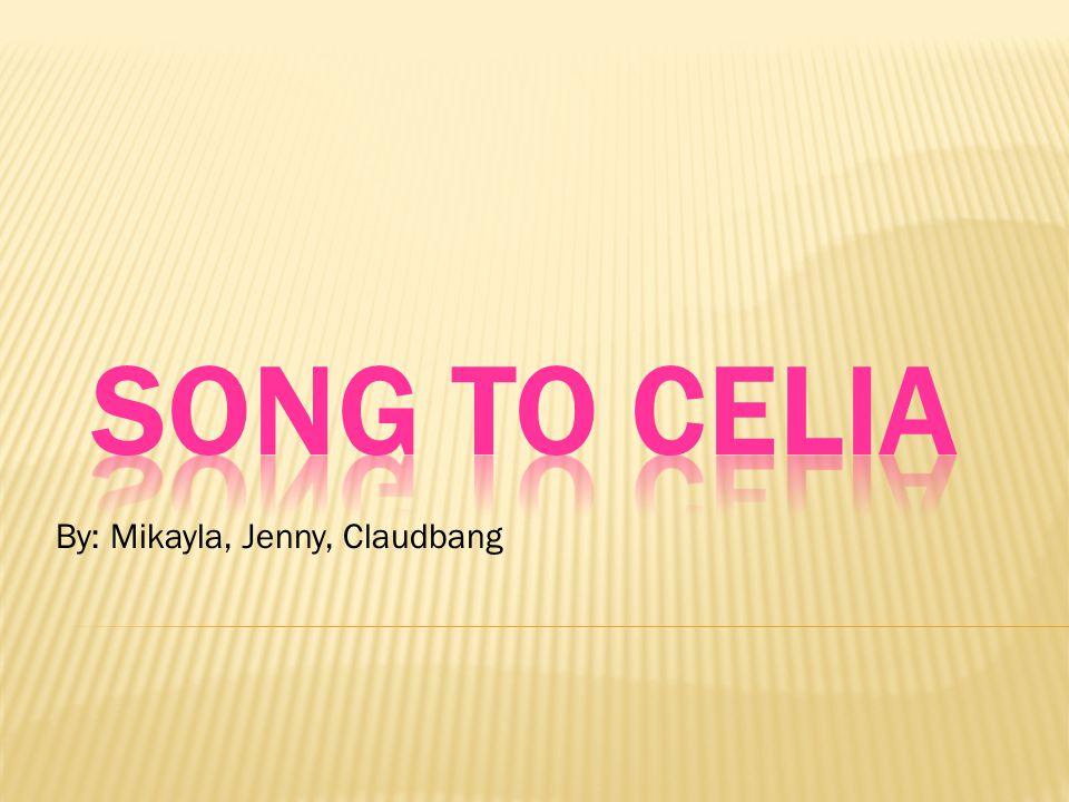 By: Mikayla, Jenny, Claudbang