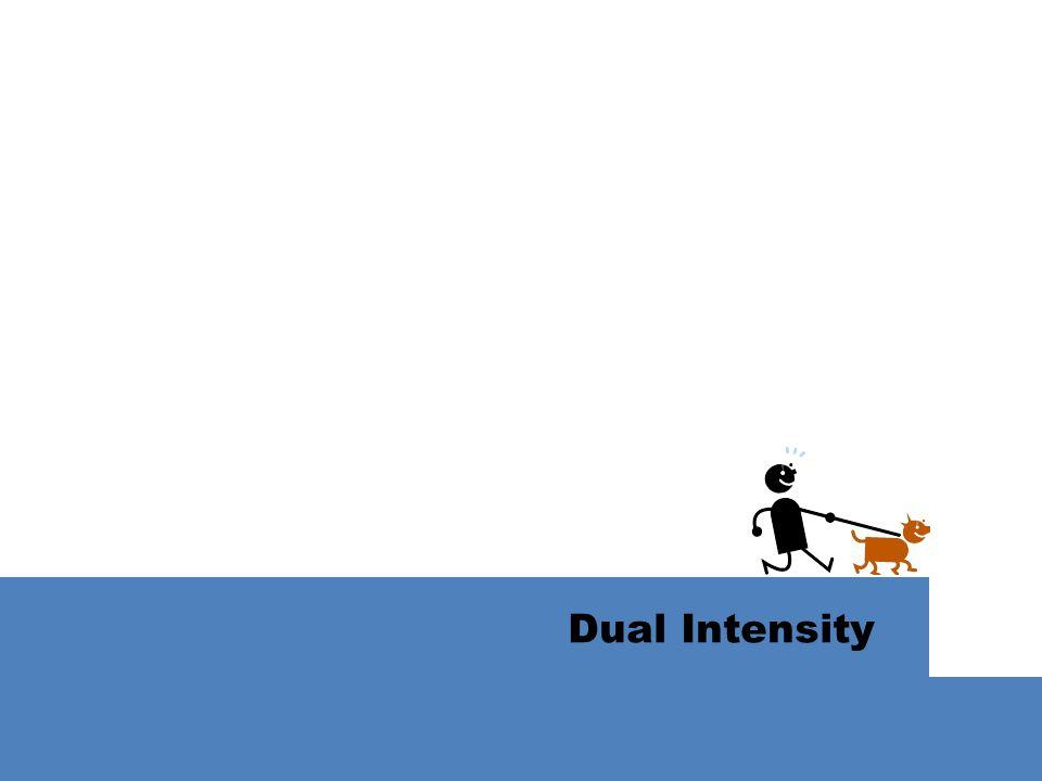 Dual Intensity
