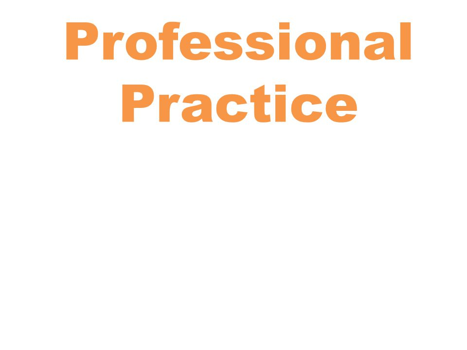 ProfessionalPractice