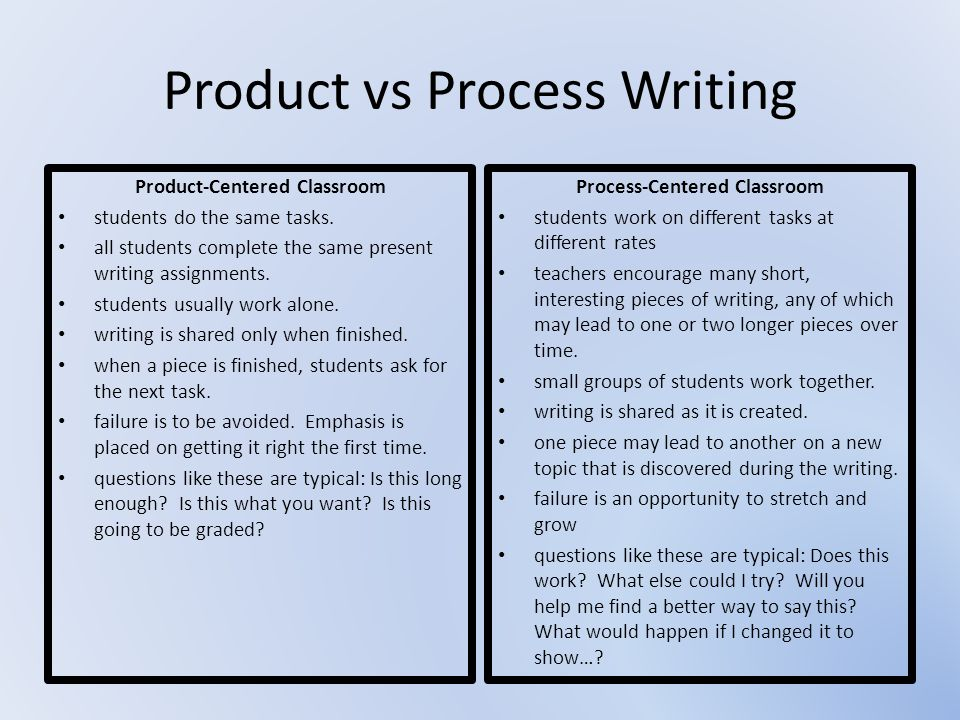 Food for thought… Teachers should write, first of all, because it is fun.