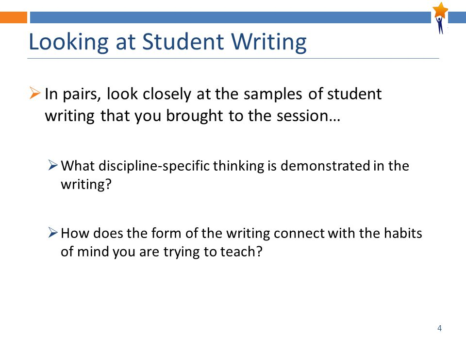 25 Wrap-Up  Questions to Consider:  What are the ways that I am currently using writing in my classes.