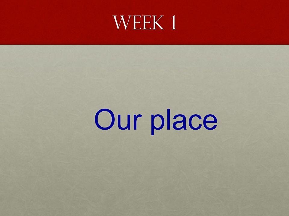 Week 2 Citizenship Citizenship
