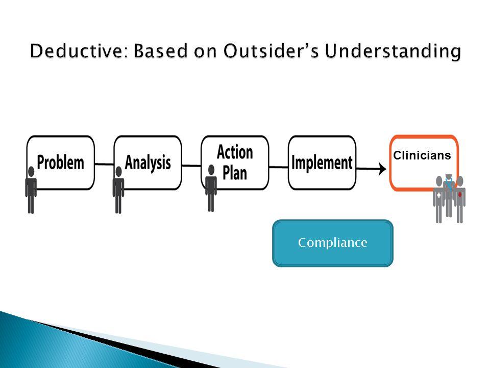 Clinicians Compliance
