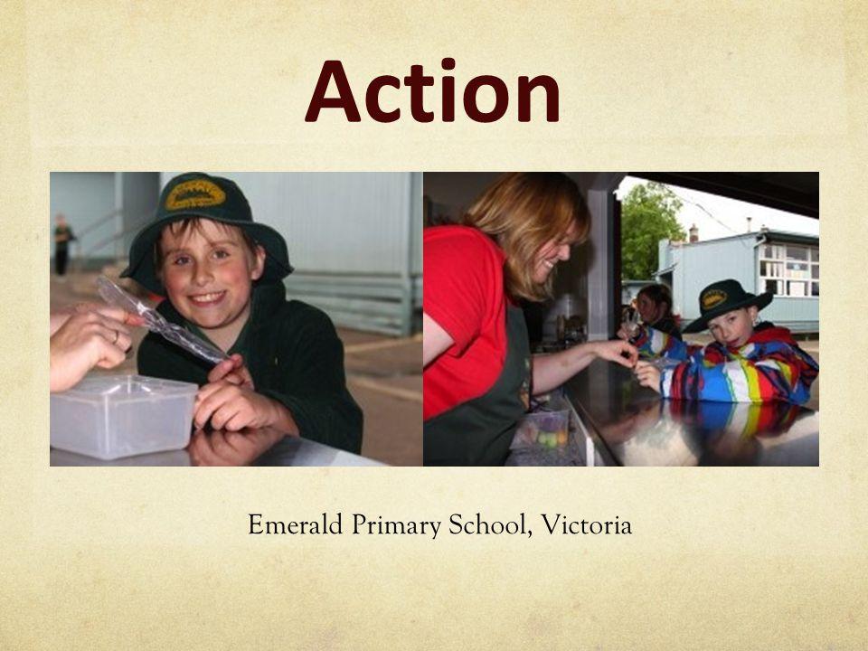 Action Emerald Primary School, Victoria
