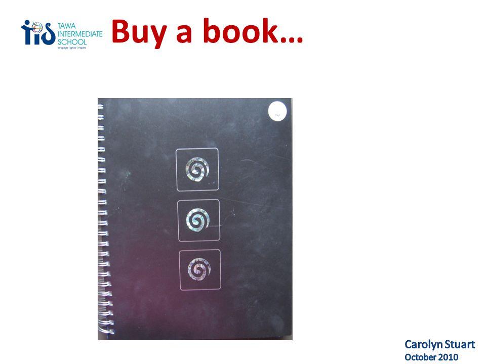 Buy a book…