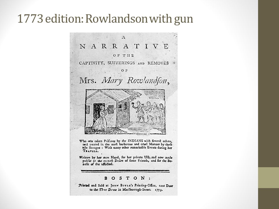 1773 edition: Rowlandson with gun