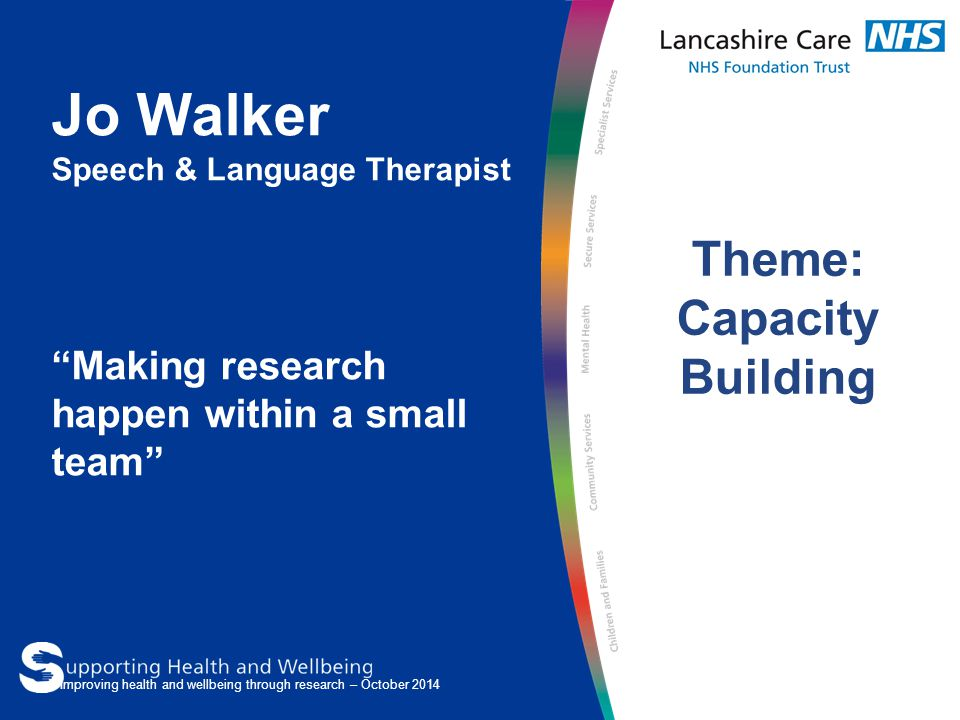 Thank you Any Questions …. © 2014 Lynne Bax & Will Sullivan/Lancashire Care NHS Foundation Trust.