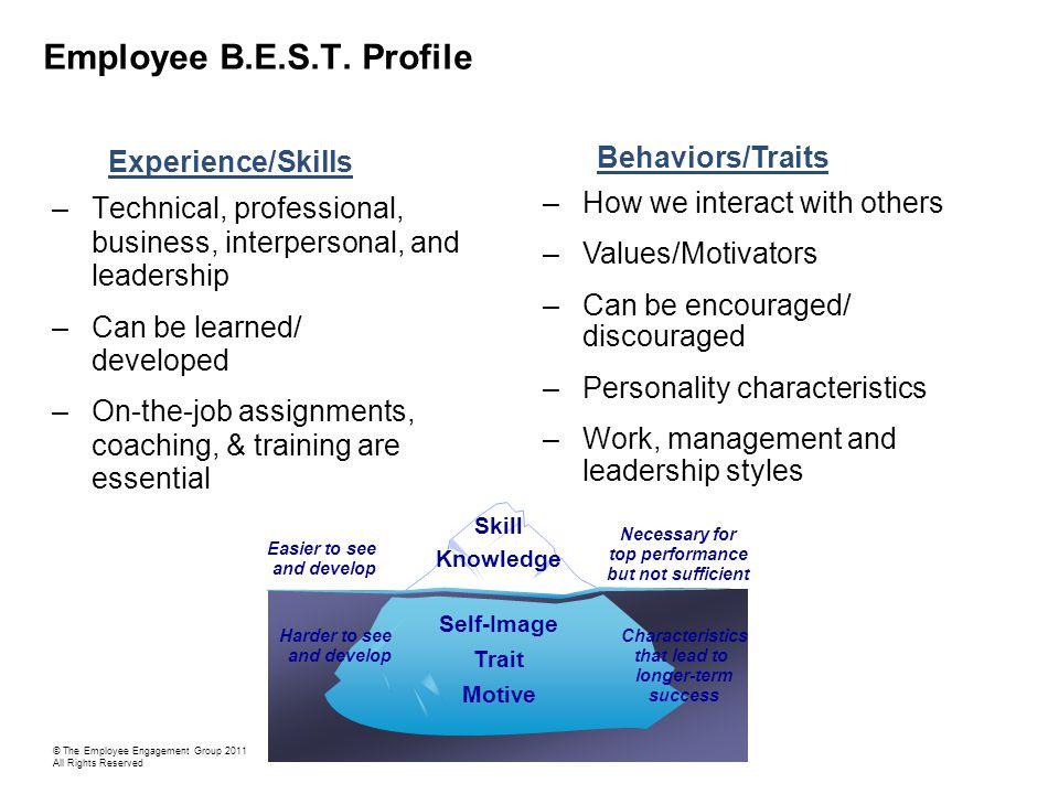 Employee B.E.S.T.