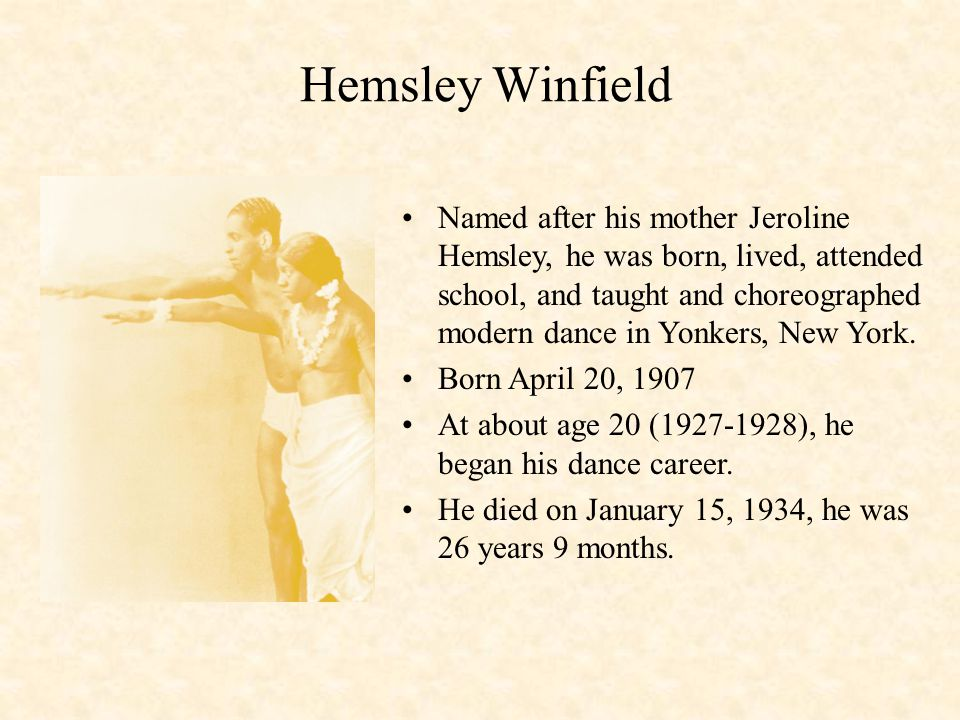 Winfield's Childhood 1921 – Winfield won a dash event during a Field Day, as a seventh grader at Yonkers, Public School 13 – He was 14