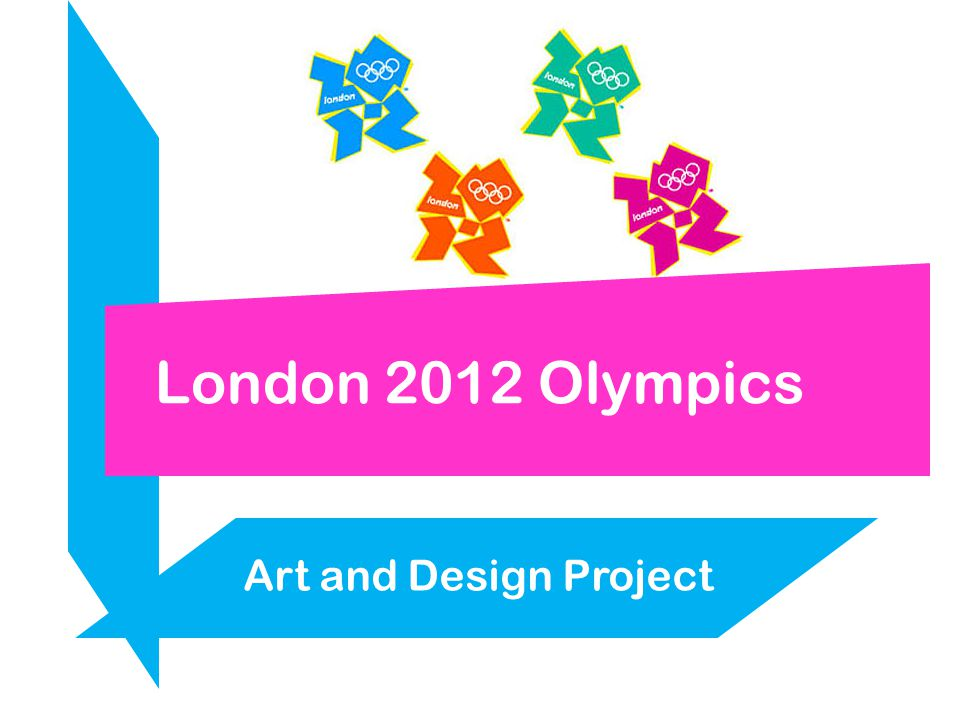London 2012 Olympics Art and Design Project