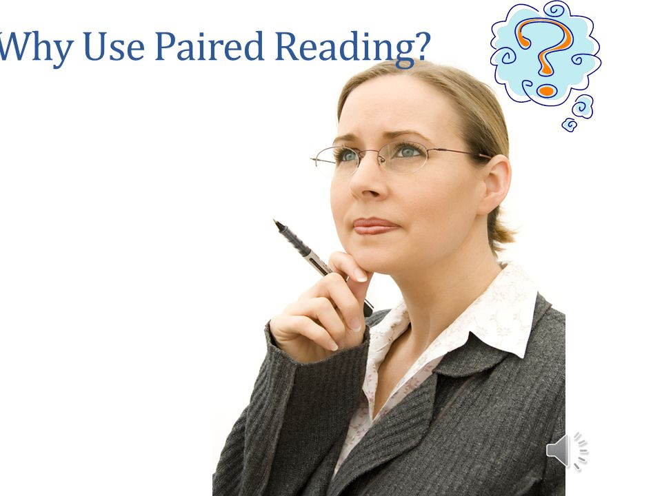 What is Paired Reading?