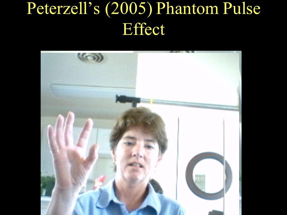 Peterzell's (2005) Phantom Pulse Effect