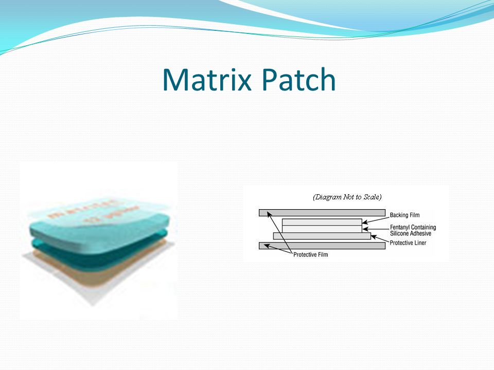 Matrix Patch
