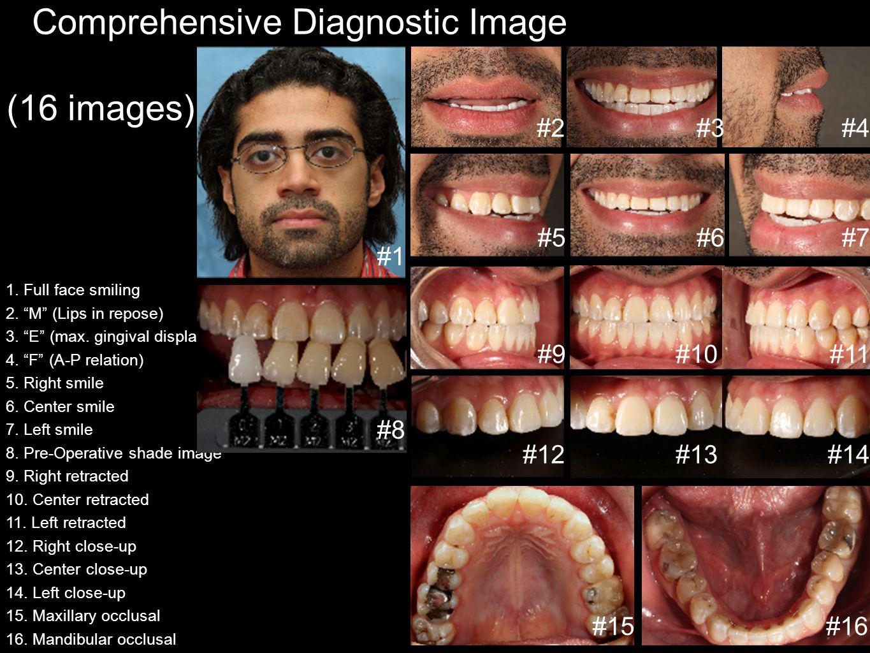 Comprehensive Diagnostic Image Series (16 images) 1.