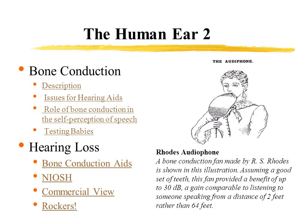 Hearing Additional Reading Additional Links: Auditory & vestibular pathways -- tutorial Cochlear fluids Ear -- general description & diagrams Ear -- general information With diagrams Inner ear anatomy -- diagram Inner ear anatomy -- pictures & descriptions Signals From a hair cell Virtual tour of the ear -- very comprehensive site What Is Earwax.
