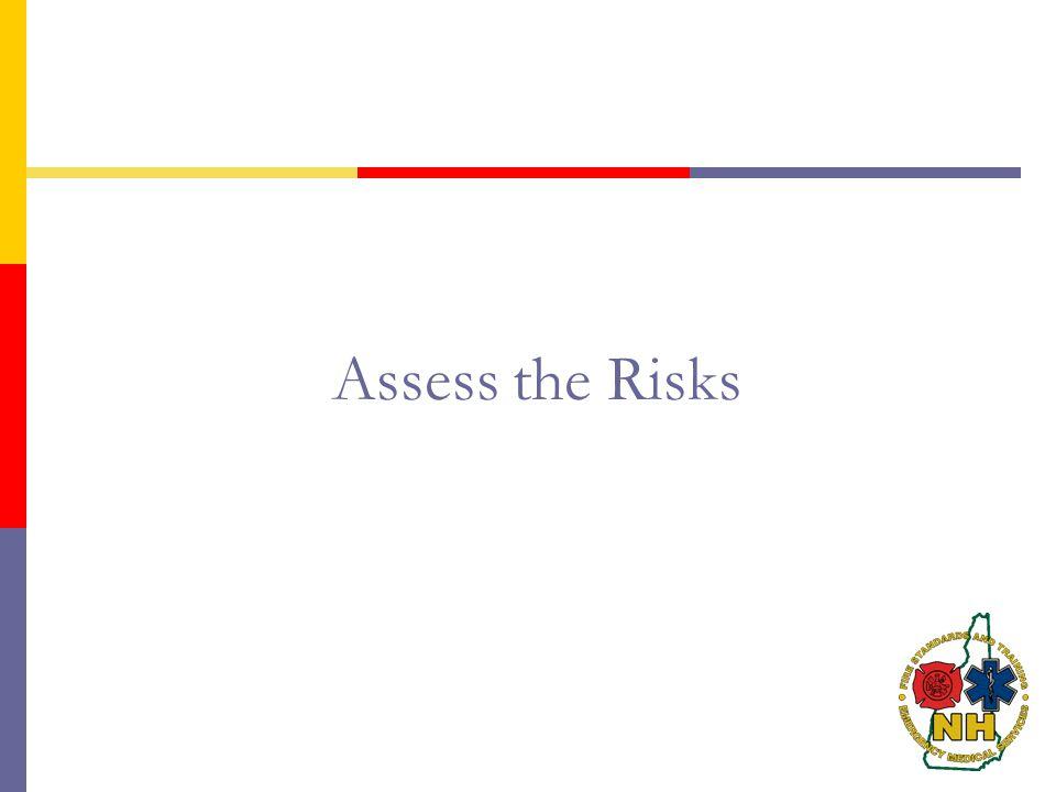 Assess the Risks