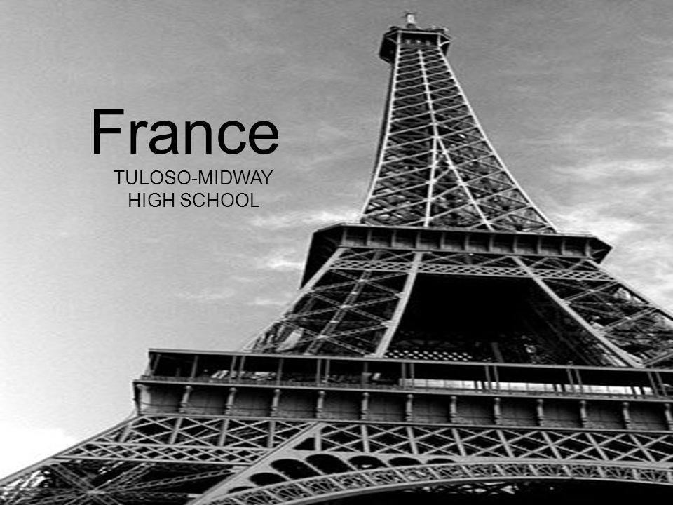 France TULOSO-MIDWAY HIGH SCHOOL