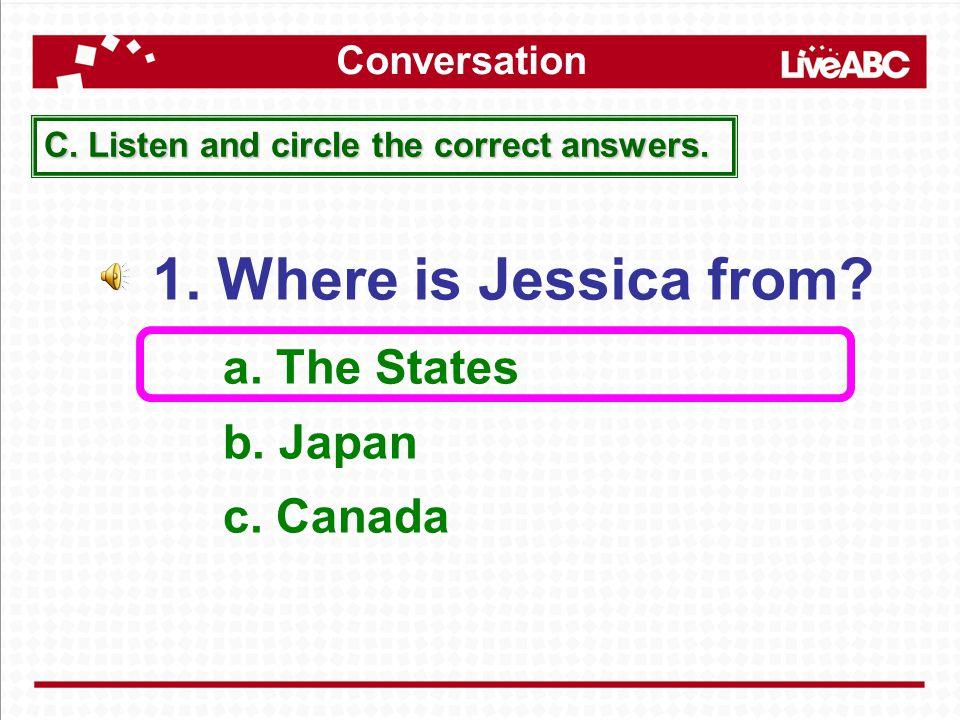 1. American [ 4`m5r6k4n ] n. Rick is from America.