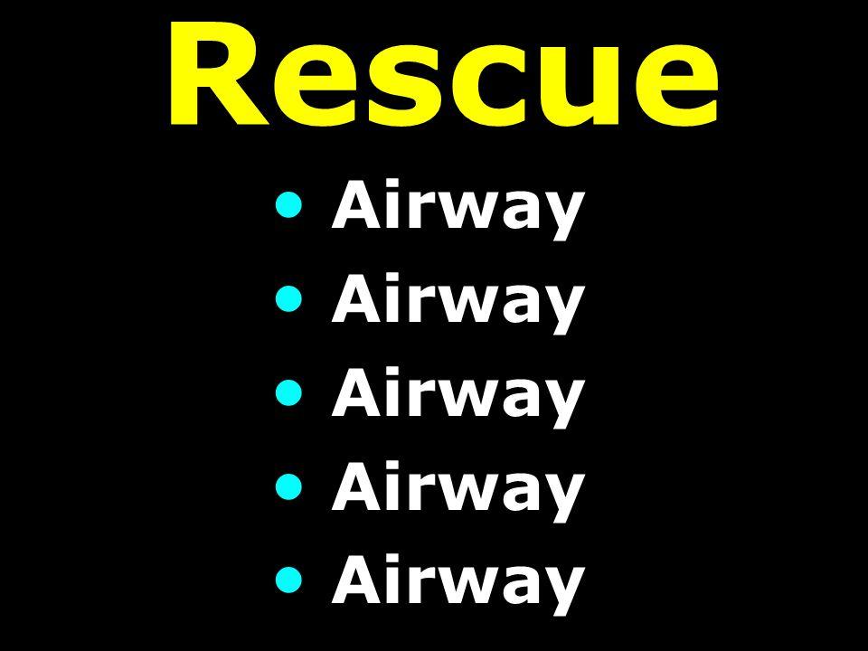 Rescue Airway