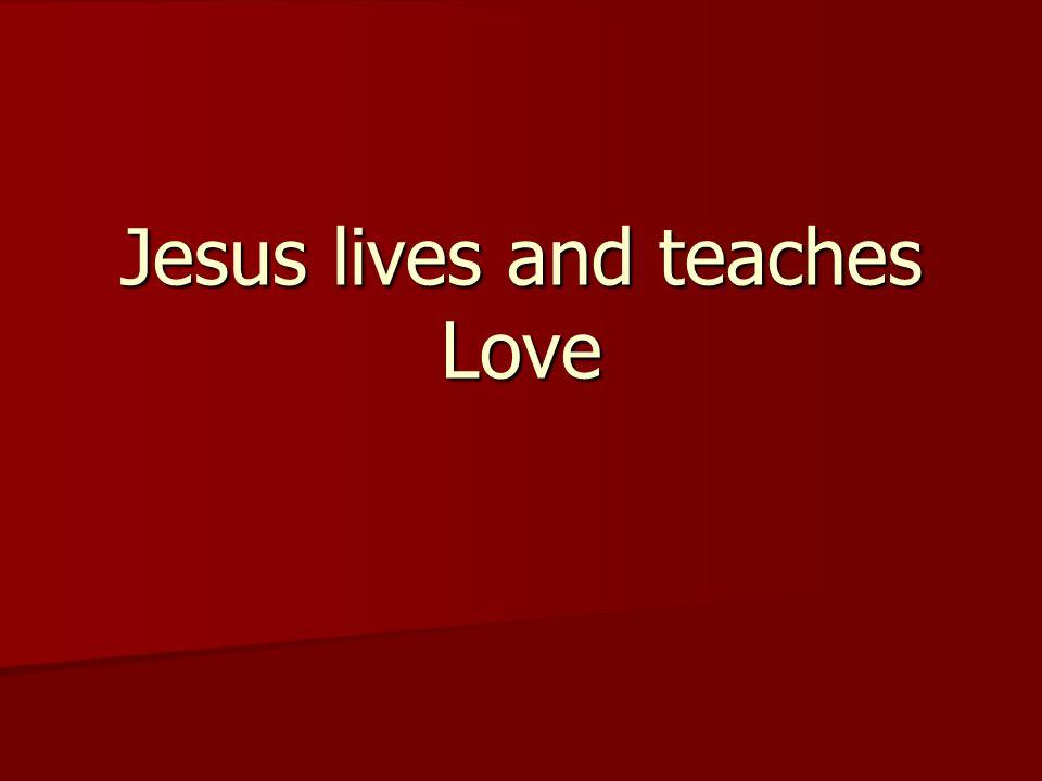 Love Neighbor Neighbor self self God God and enemy and enemy