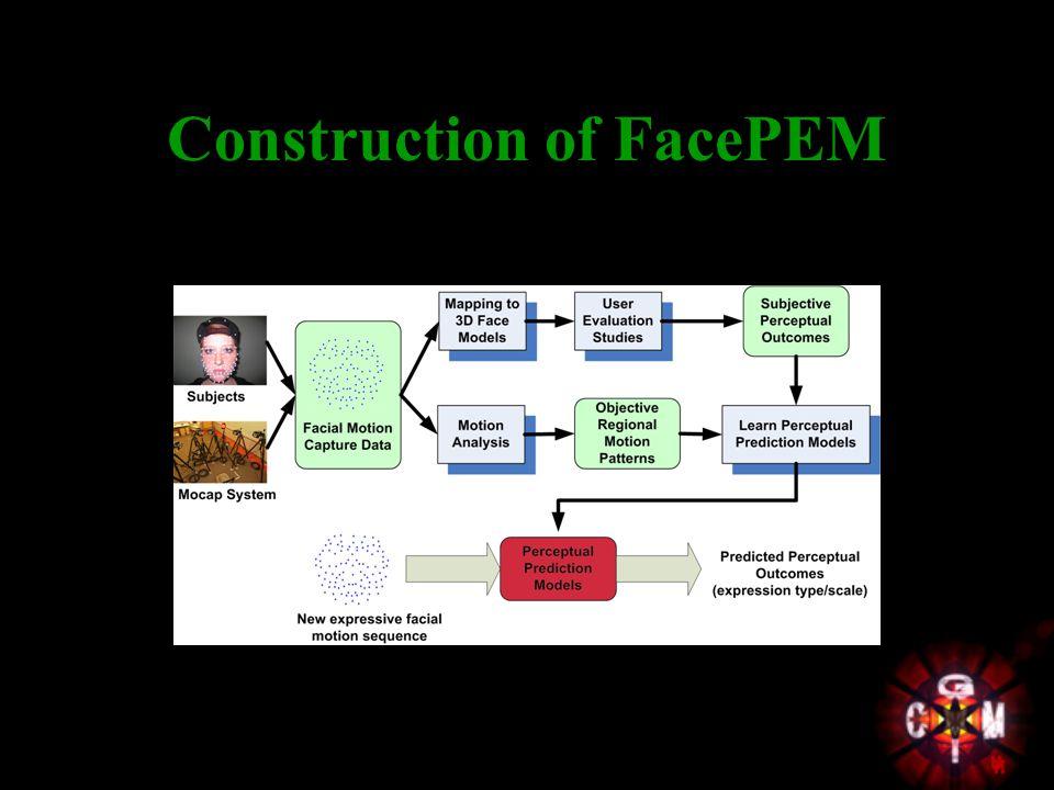 Construction of FacePEM