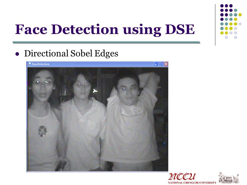 Face Detection using DSE Directional Sobel Edges