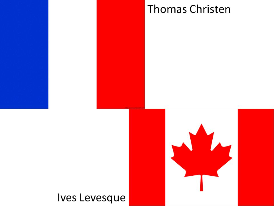 Ives Levesque Thomas Christen
