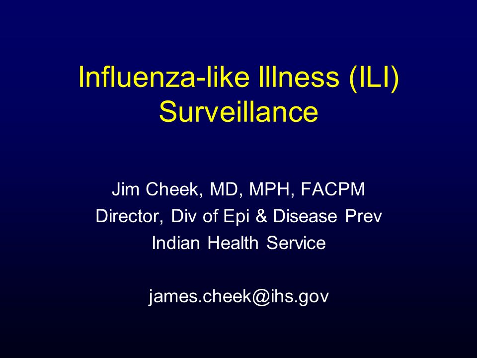 Influenza Surveillance in the US InformationSystem VirologyWHO/National Respiratory and Enteric Virus Surveillance System Outpatient illnessUS Outpatient Influenza-Like Illness Network HospitalizationsEmerging Infections Program New Vaccine Surveillance Network MortalityPediatric (nationally notifiable disease) 122 Cities Mortality Reporting System Geographic spreadState and Territorial Epidemiologist reports