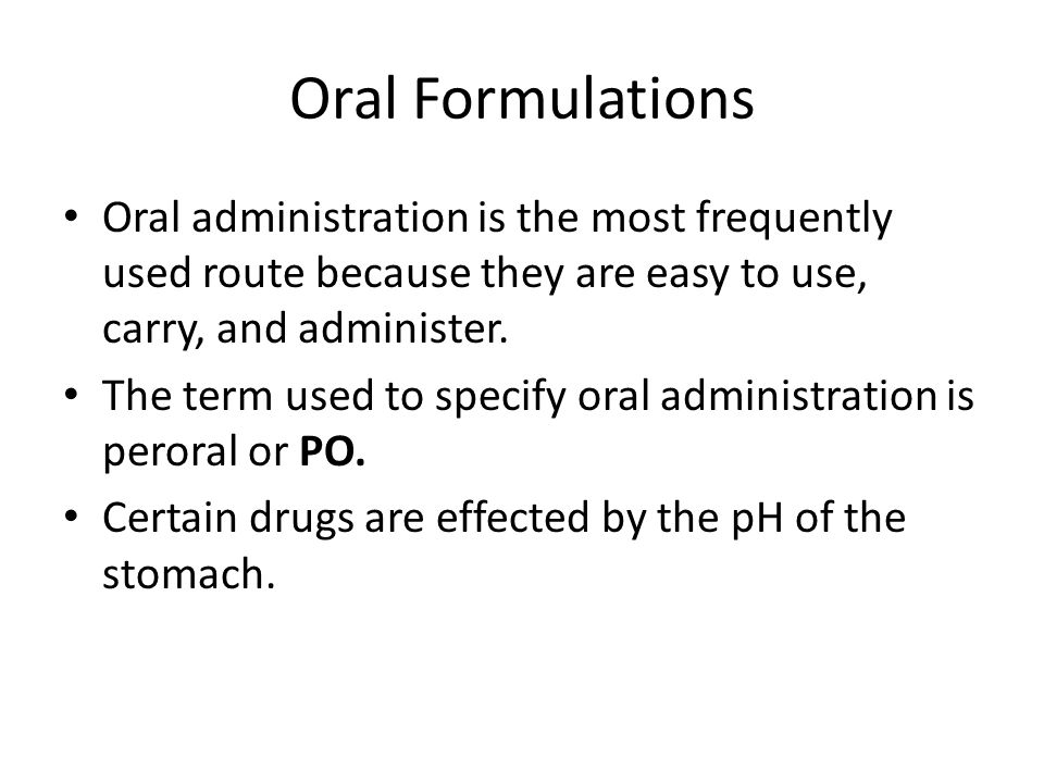 Parenteral Routes of Administration Several parenteral routes require a needle and syringe.