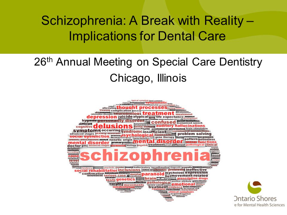 What is Schizophrenia.
