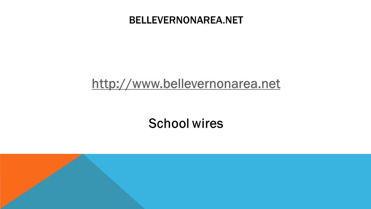 BELLEVERNONAREA.NET http://www.bellevernonarea.net School wires