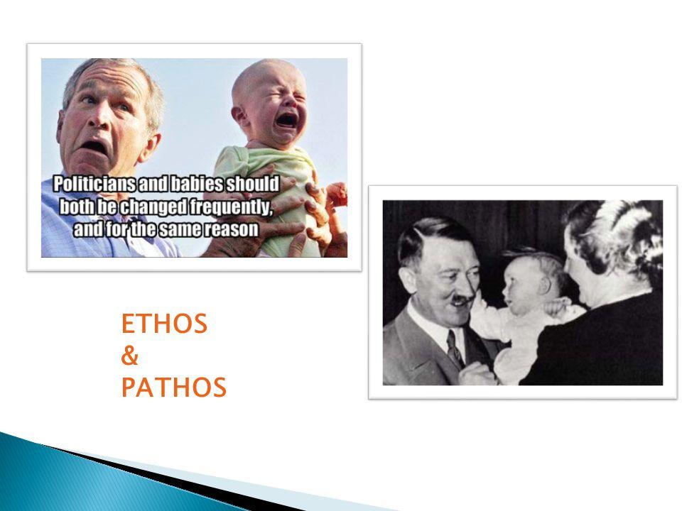 ETHOS & PATHOS