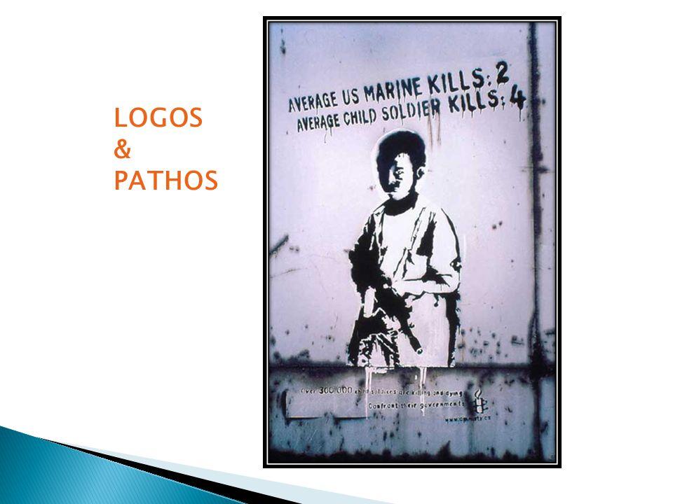 LOGOS & PATHOS