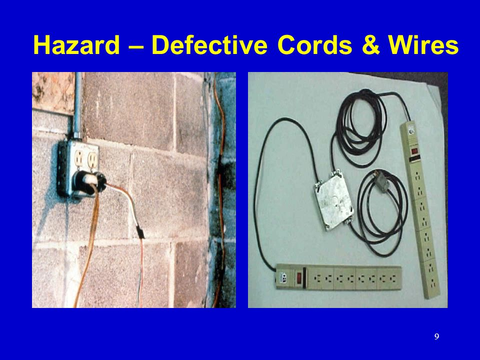 20 Control - Electrical Protective Devices Automatically opens circuit if excess current from overload or ground-fault is detected – shutting off electricity Includes GFCI's, fuses, and circuit breakers Fuses and circuit breakers are overcurrent devices.