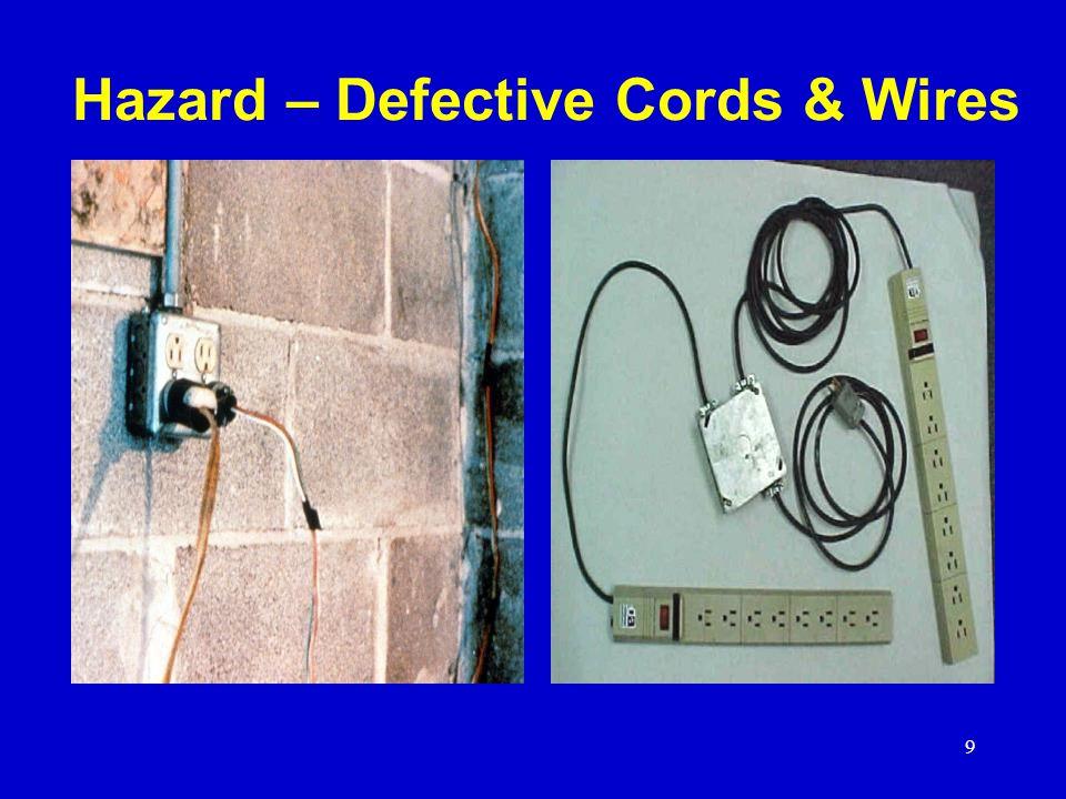 40 Electrical Arc Pressure Waves Copper Vapor: Solid to Vapor Expands by 67,000 times Molten Metal Intense Light Hot Air-Rapid Expansion 35,000 °F Shrapnel Sound Waves