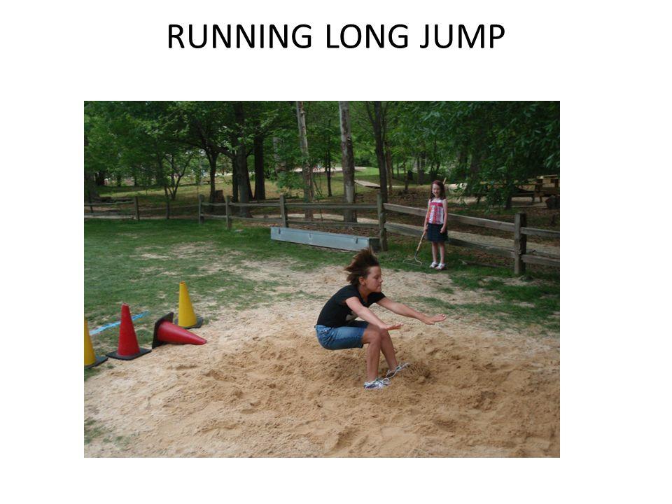 RUNNING LONG JUMP