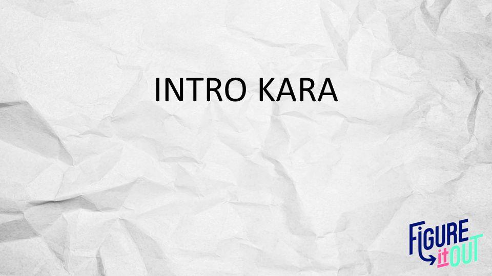 INTRO KARA