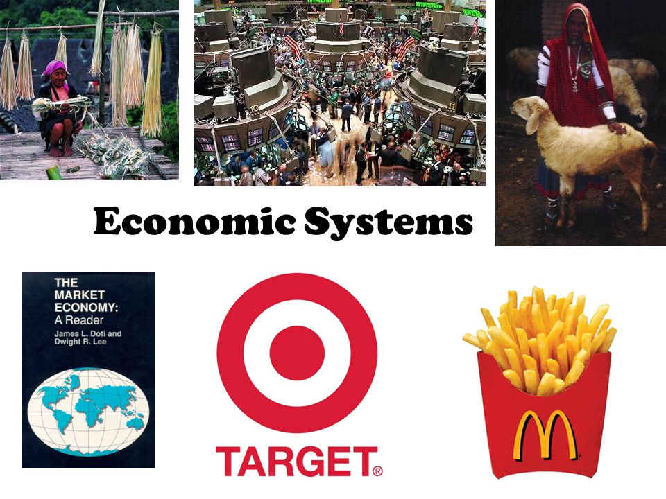 Mixed Economy  Who decides what to produce.