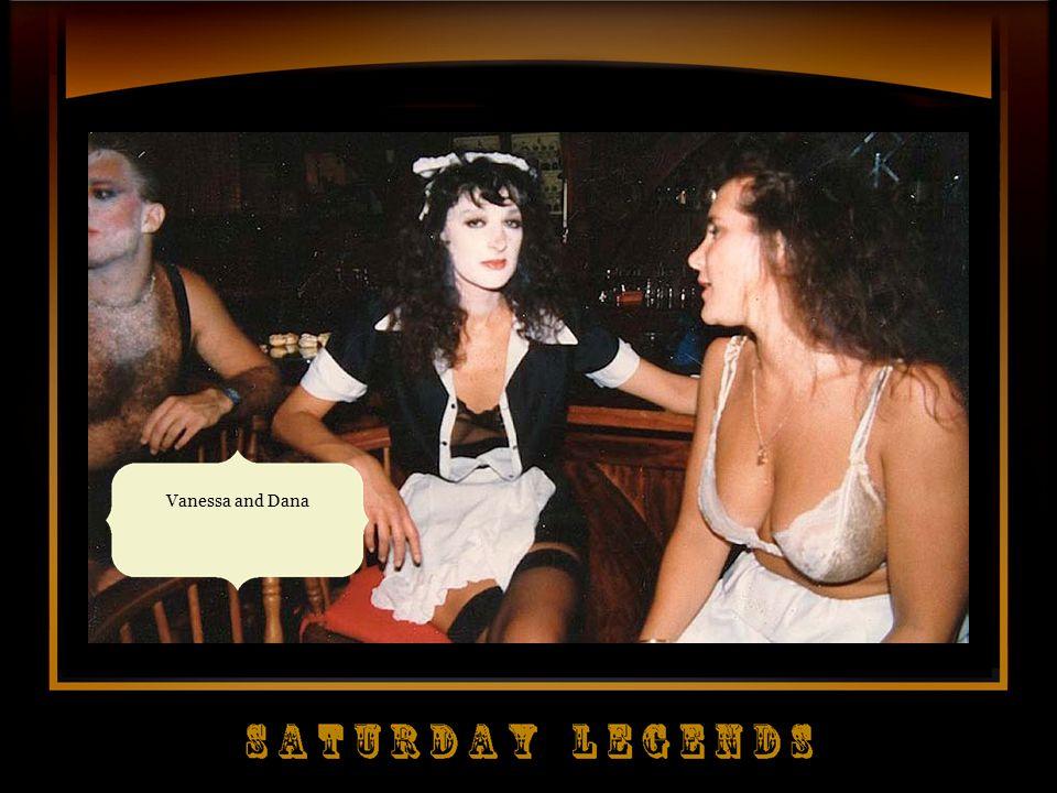 Vanessa and Dana