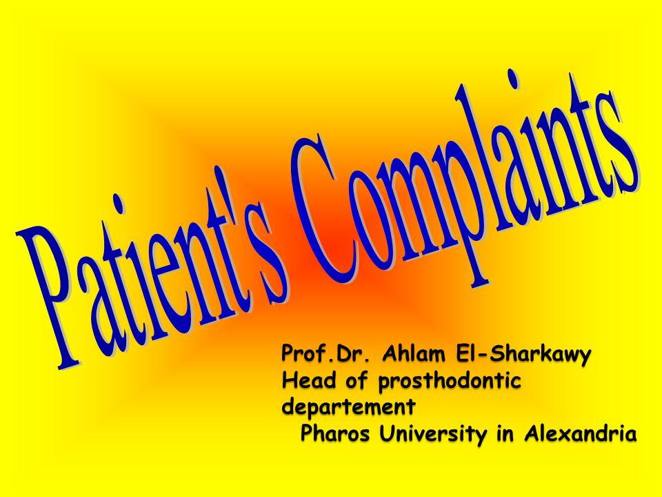 III – T.M.J and Peri auricular Symptoms Pressure on Auriculo-temporal n.