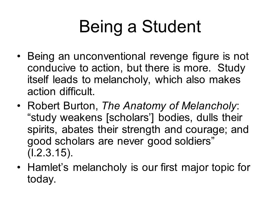 Being a Student Being an unconventional revenge figure is not conducive to action, but there is more.