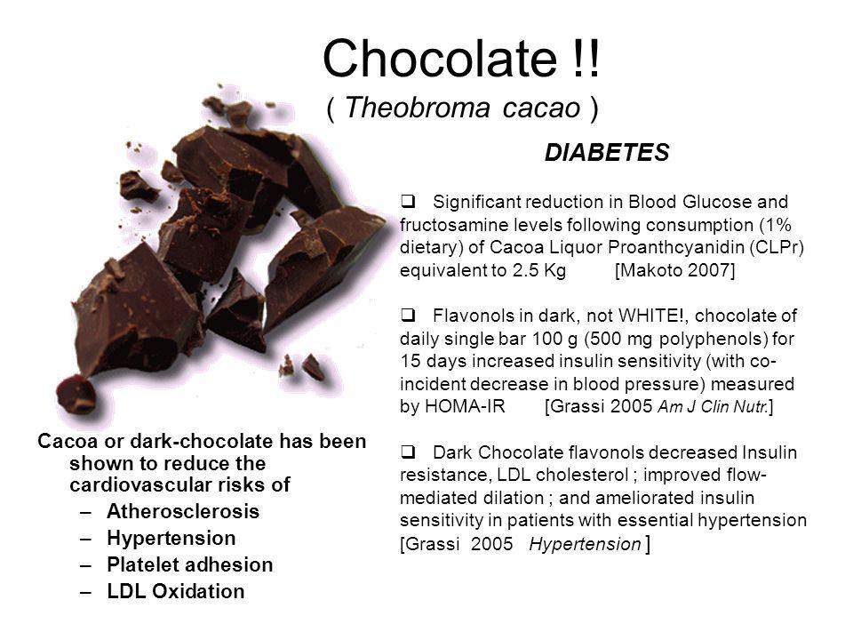Chocolate !.