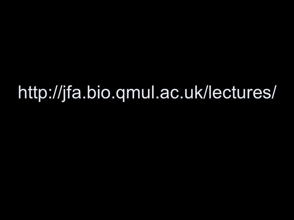http://jfa.bio.qmul.ac.uk/lectures/
